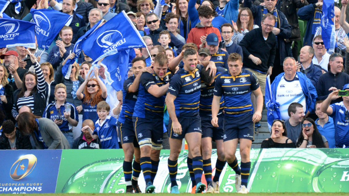 test Twitter Media - HIGHLIGHTS: @leinsterrugby book their spot in the #ChampionsCup final after a convincing win over the Scarlets. WATCH - https://t.co/tlacrpnUo9 https://t.co/E9CHUeqJff