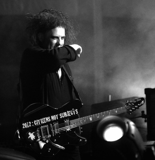 The greatest turns 59 today. Happy birthday Robert Smith.