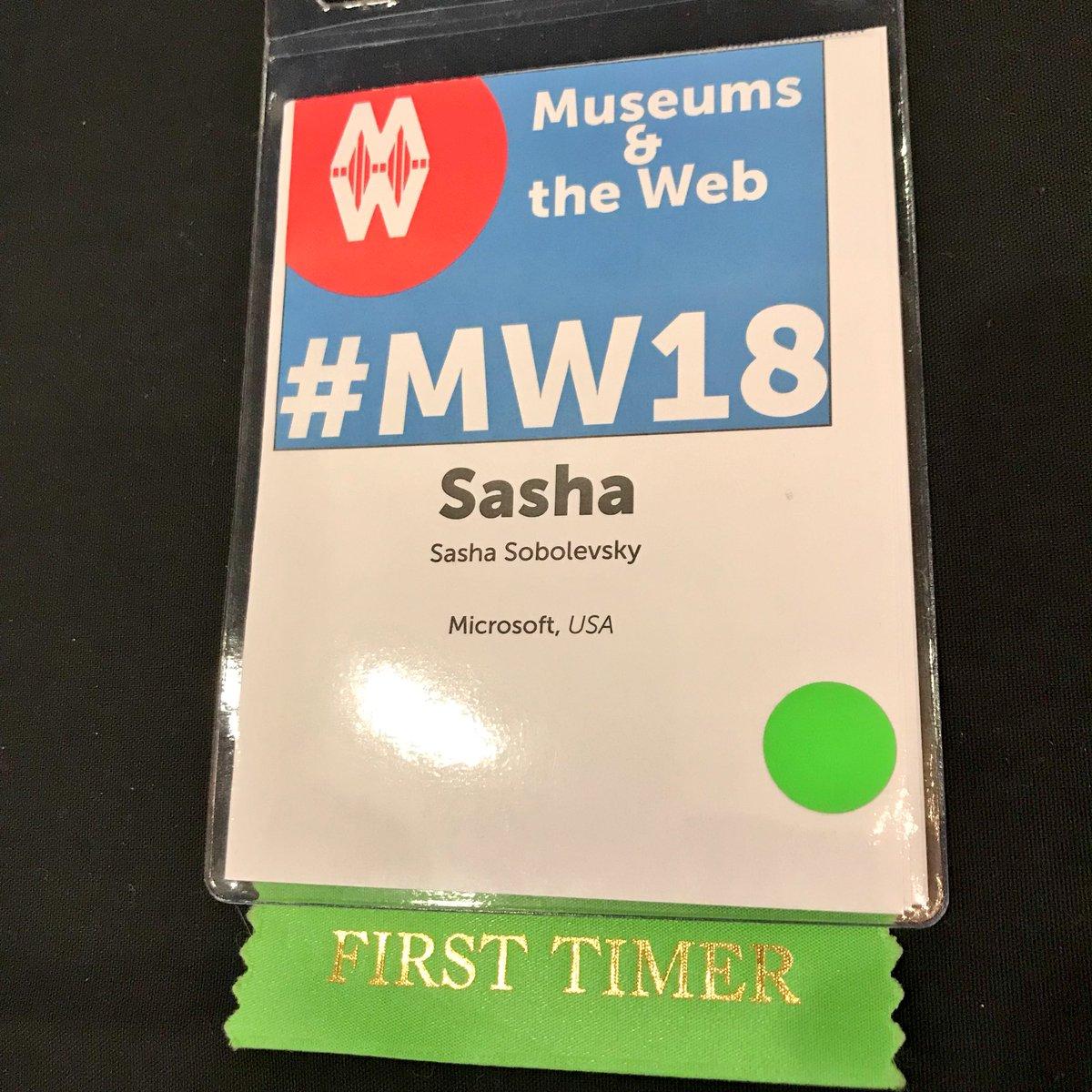 #MW18