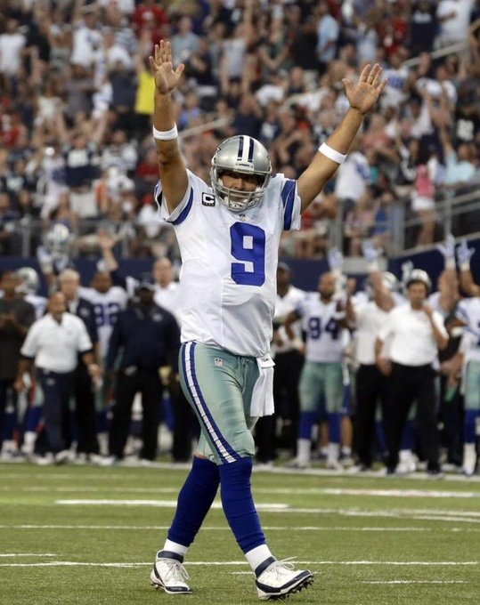 Happy birthday to the man, the myth, the legend. The one and only Tony Romo. You ll always be my QB1