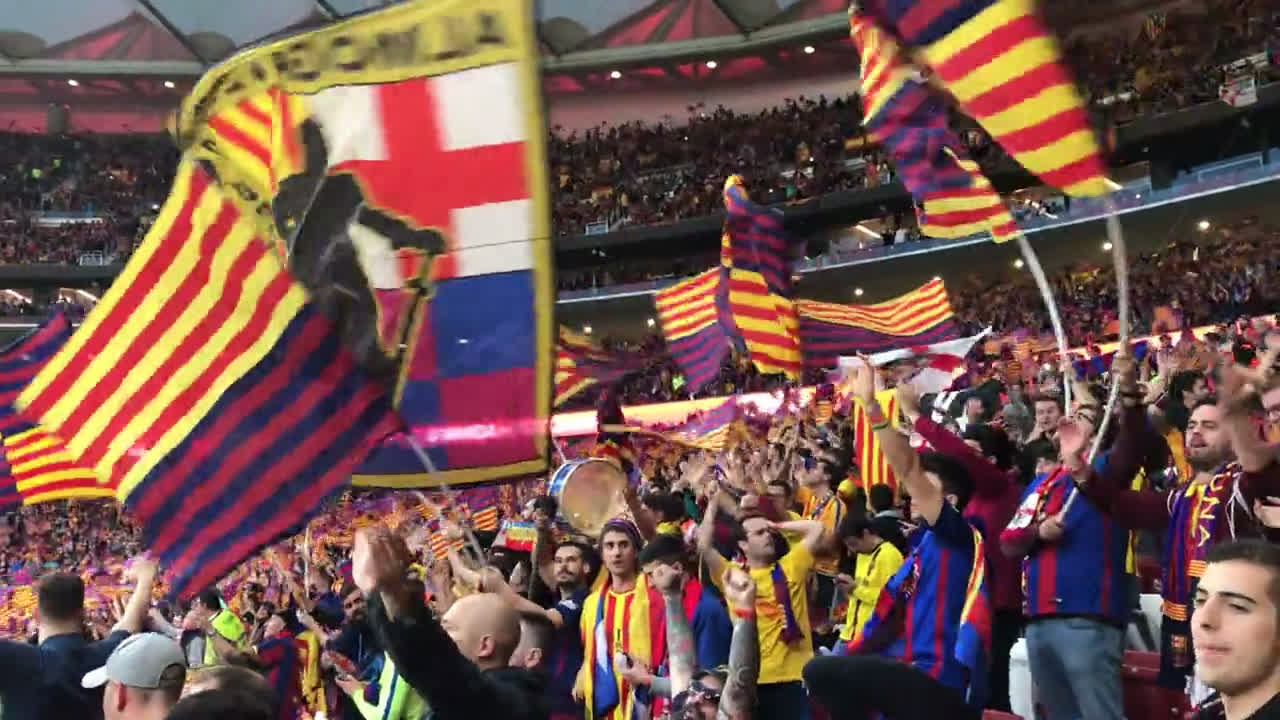 �� So pumped right now! �� ���� #CopaBarça https://t.co/WpjWT0qCO6