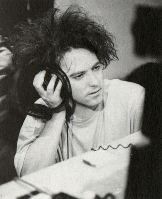 I love Robert Smith Happy Birthday king