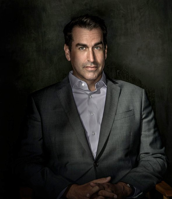 Happy Birthday Rob Riggle!