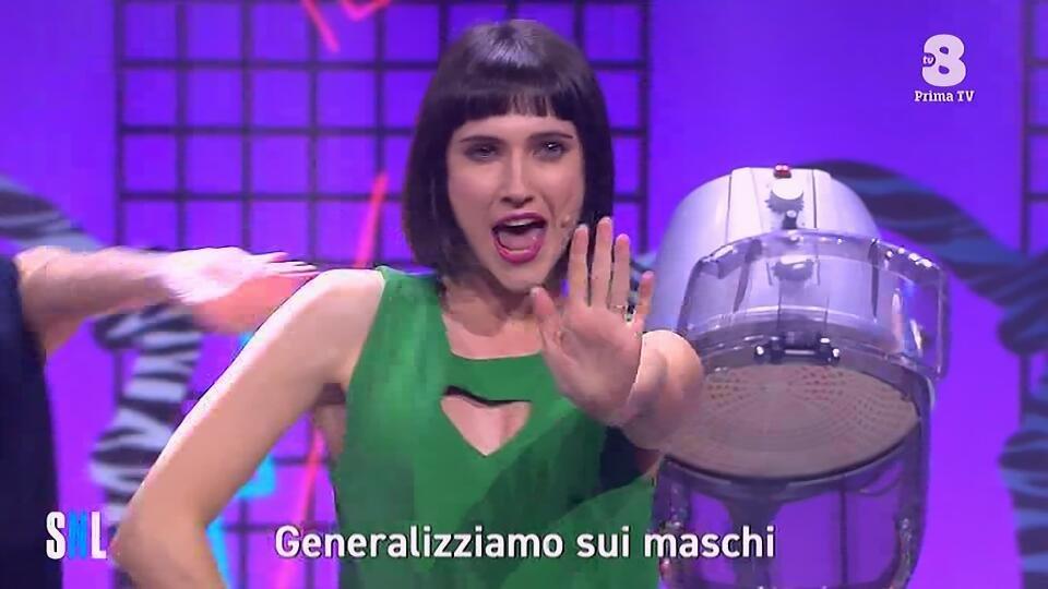 #SNLItalia