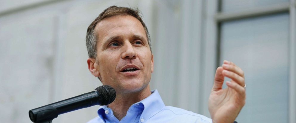 Missouri Gov. Greitens charged with second felony. https://t.co/IfR4dWCjbH https://t.co/8I8QKbTUfn