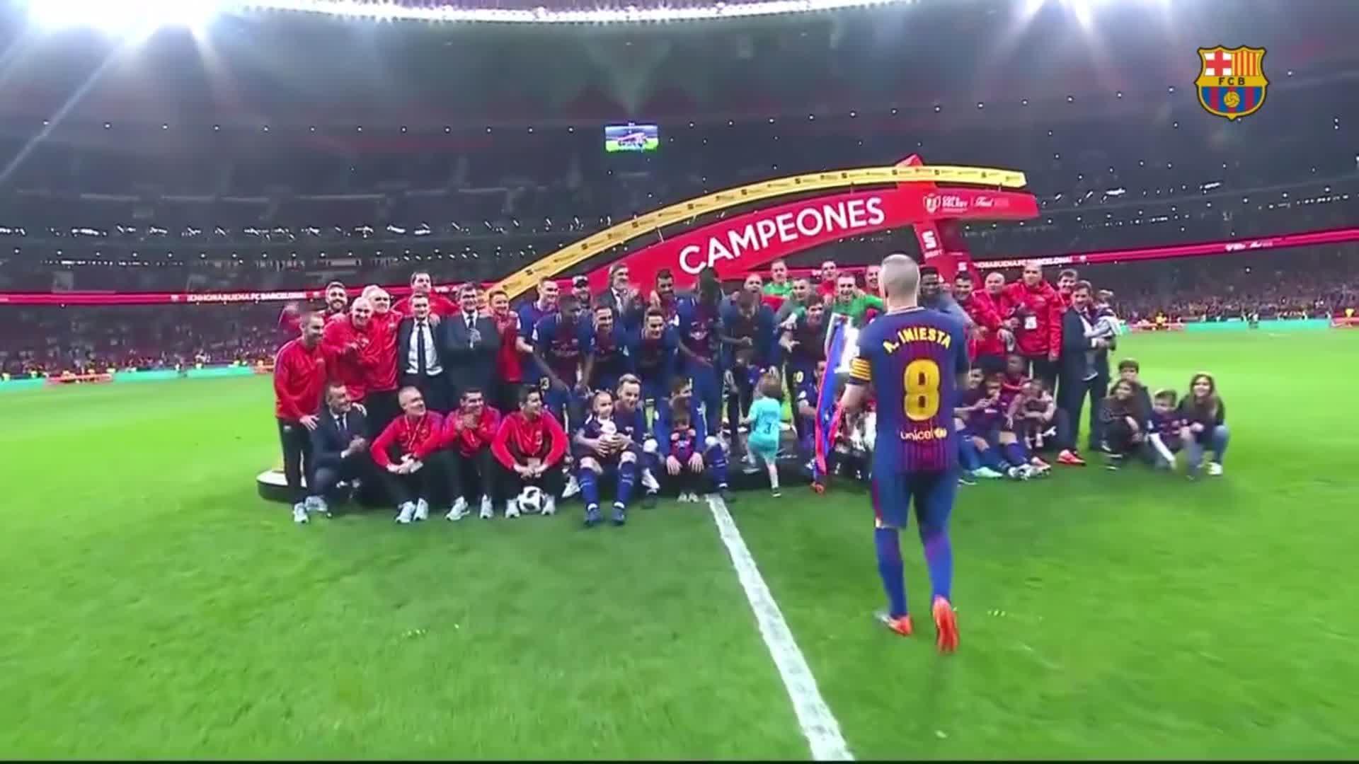 Campeones, campeones ...oe oe oe  �� #Copa30 ���� https://t.co/pUtGKHTEbk