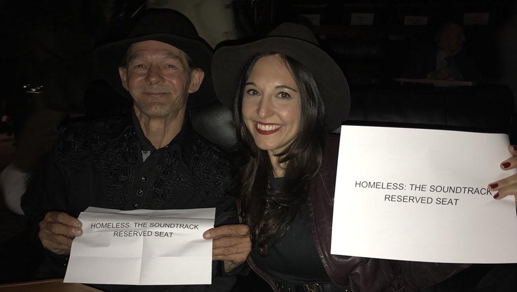 #Homelessthesoundtrack