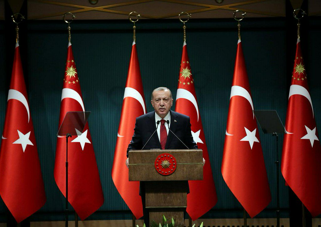 Turkey, rebel allies have lost hundreds in Afrin fighting, Erdogan says https://t.co/yr9dHPVwMk https://t.co/or8CyH7qUF