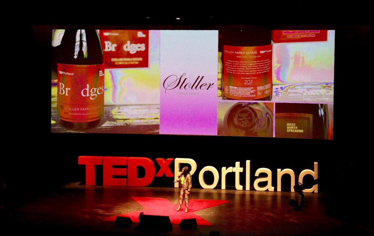 #TEDxPDX