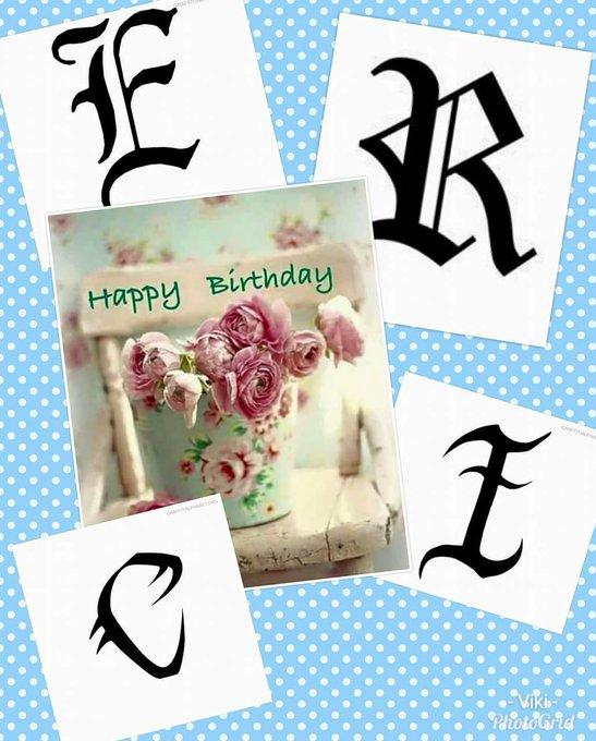 Happy Birthday! I wish you a nice weekend!
