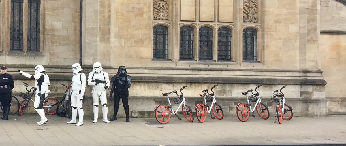test Twitter Media - It appears that the local University is clamping down on exam cheats this year #oxford #uniofoxford #starwars https://t.co/R5PAO6vqYx
