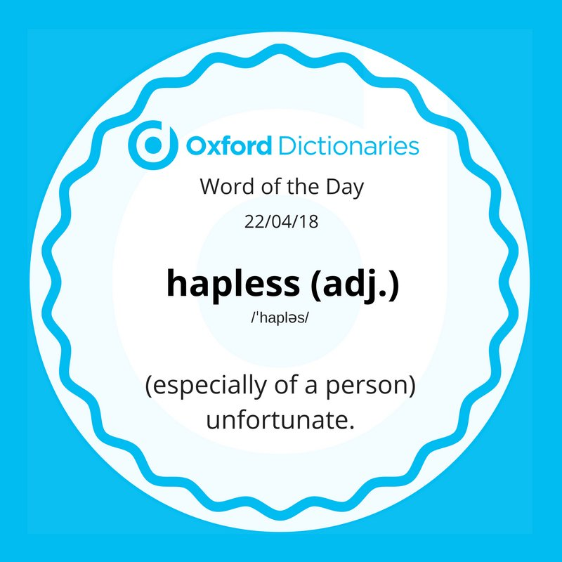 test Twitter Media - Word of the Day: hapless https://t.co/55qmlYmchE https://t.co/Bs6lzfEgmK