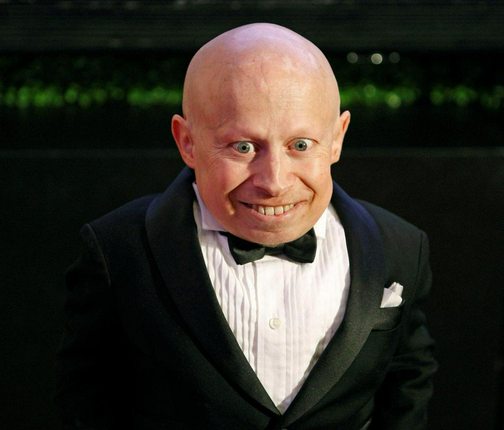 Austin Powers movies' Mini-Me, Verne Troyer, dies https://t.co/M6FP4Zyx4r https://t.co/qn4mD9ngQb