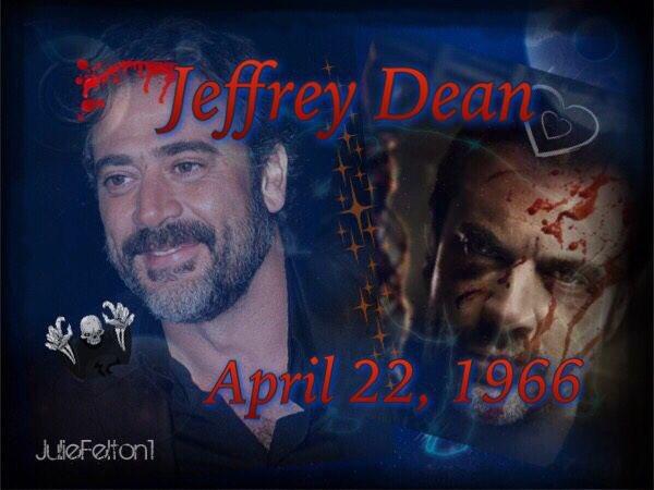 Happy Birthday Jeffrey Dean Morgan