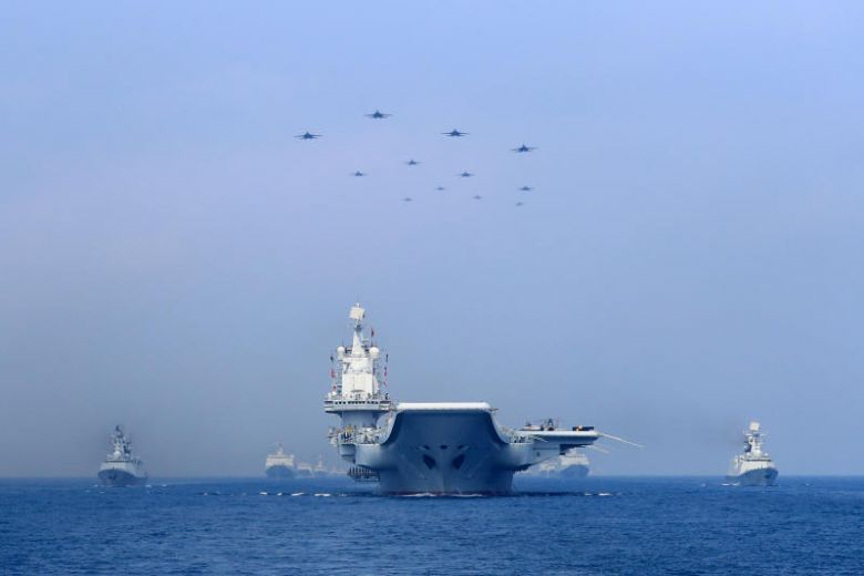 Continuous boundary line proposed for China's claims in South China Sea