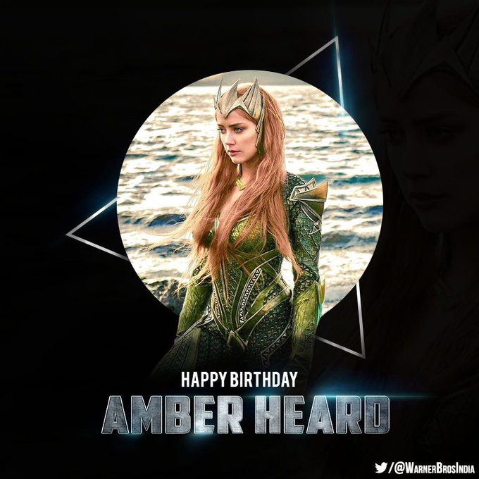 Happy birthday Amber Heard...hoping to see you soon in action