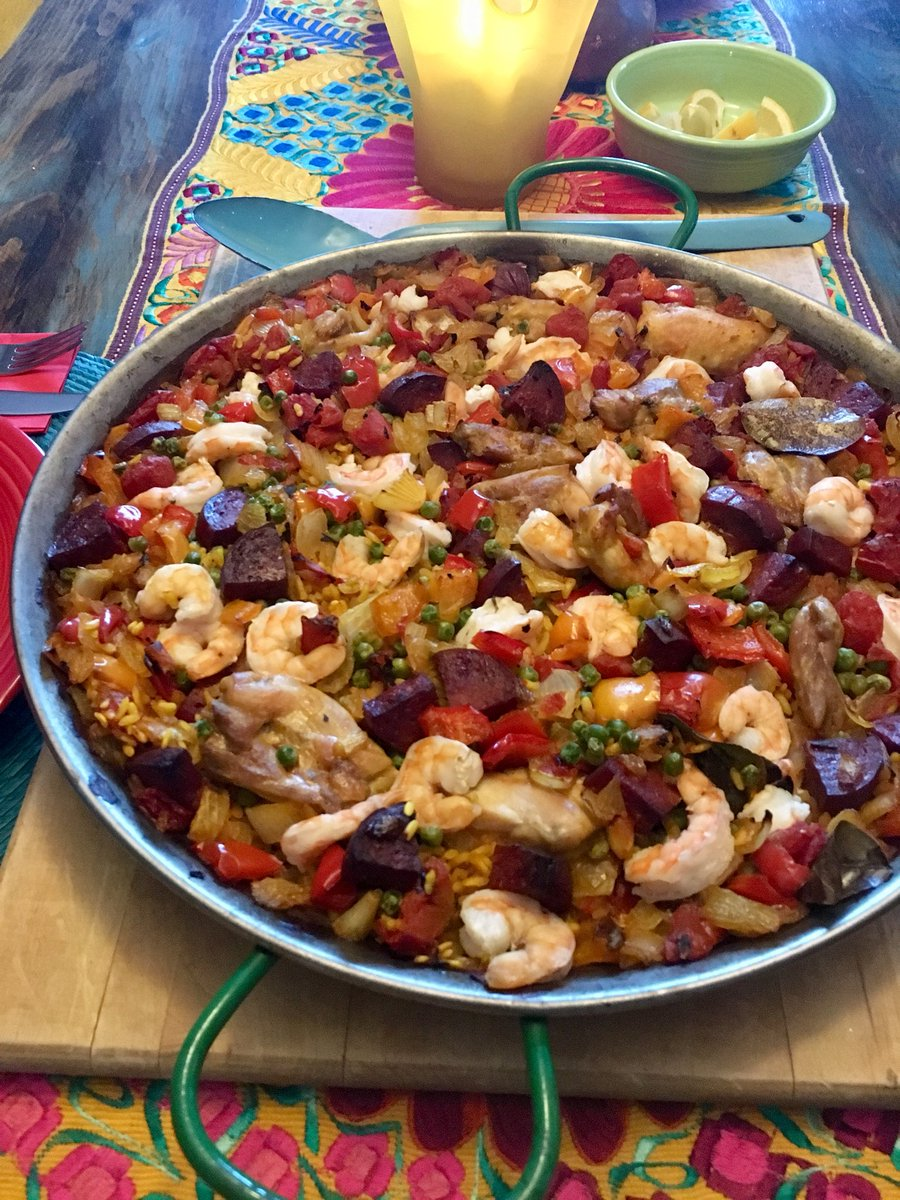test Twitter Media - Love when I come home and my mom makes paella! 😍 https://t.co/riE7ZKKtJP