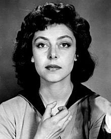 I wish I could call Elaine May on the telephone and wish her a happy birthday.