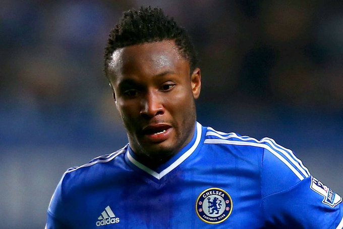Happy 31st Birthday to u. John Mikel Obi.  Formal Chelsea star and Nigerian international.
