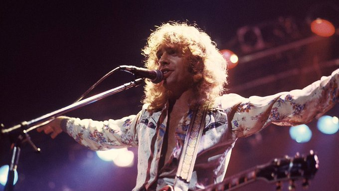 Happy Birthday Peter Frampton!