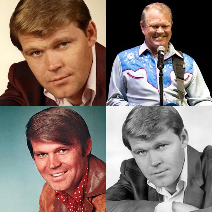 Happy 82 birthday to Glen Campbell up in heaven. May he Rest In Peace.
