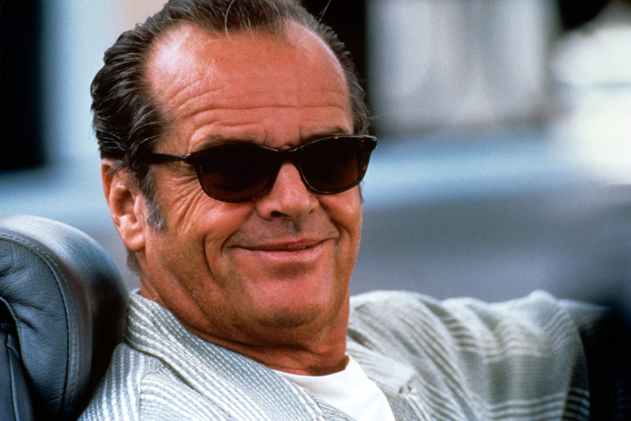 """I wanted to be the best actor possible. I worked very hard at the craft of it.""   He succeeded. Happy 81st birthday Jack Nicholson. #BornOnThisDay https://t.co/guoGcKYP3t"