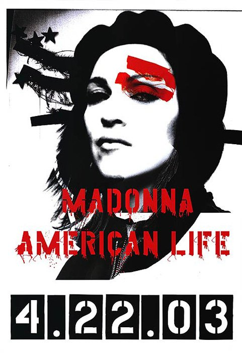 Happy 15th Anniversary #AmericanLife!! Which song from the album is your favorite? Tell us in the comments below! https://t.co/cR5Kqe4wvw