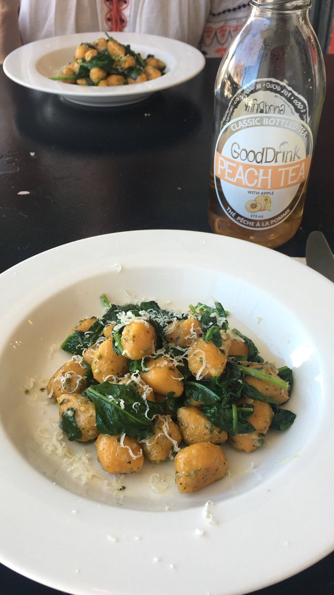 test Twitter Media - Tried #TasteOfLakeCountry at #TreSorelle in #Orillia this weekend and it was to die for! Yummy sweet potato gnocchi with pesto! 😍 https://t.co/dfjQUwP8ct