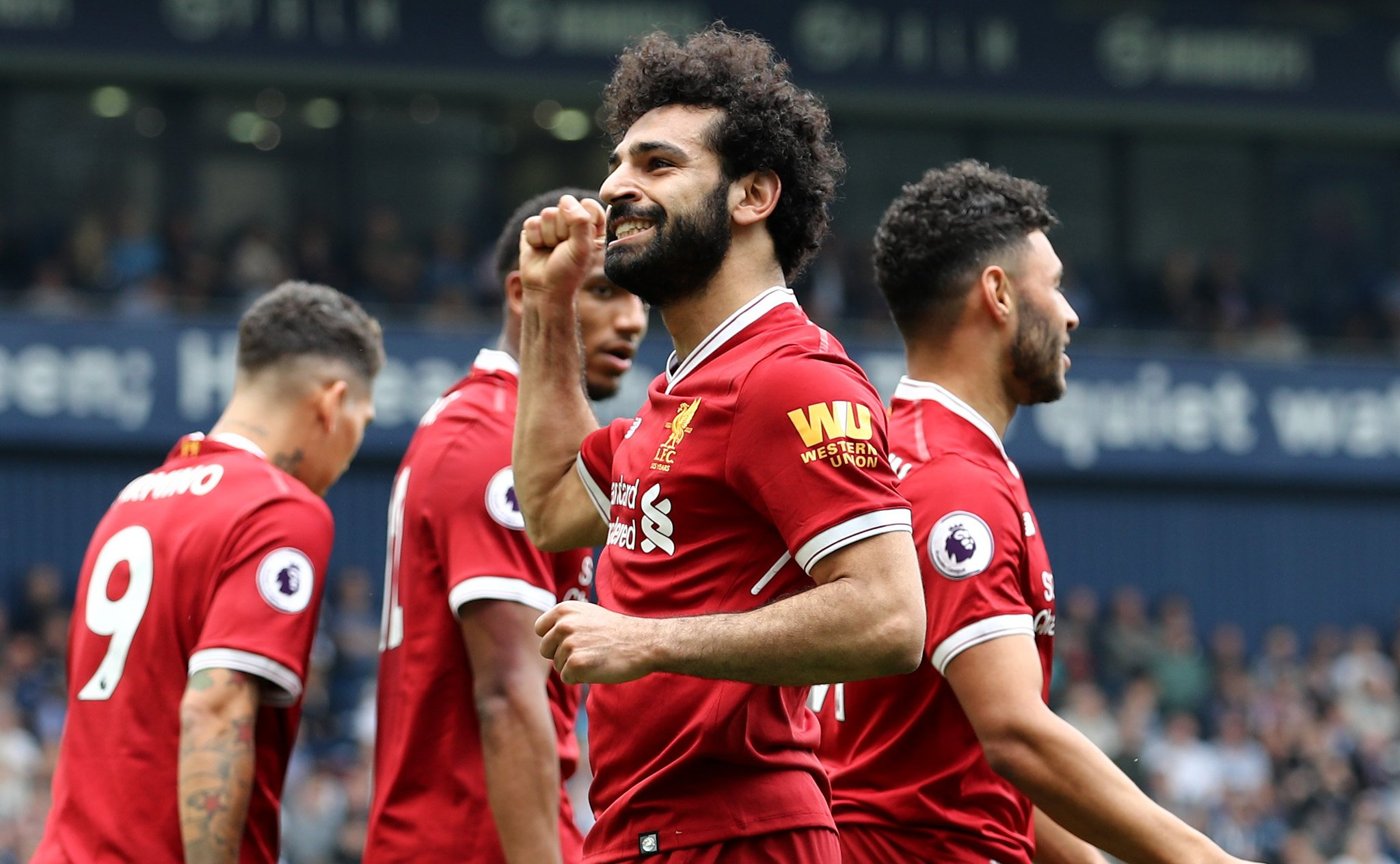 Mohamed Salah for Liverpool this season: ������  ⚽️ 41 goals �� 46 games  #UCL https://t.co/sUVnhnc0Nq