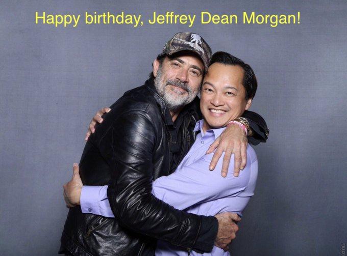 Happy birthday film and TV actor, Jeffrey Dean Morgan!