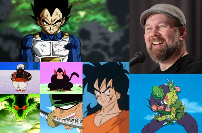 Happy Birthday Christopher Sabat,   So many wonderful voices from one amazing talent! Thank you!