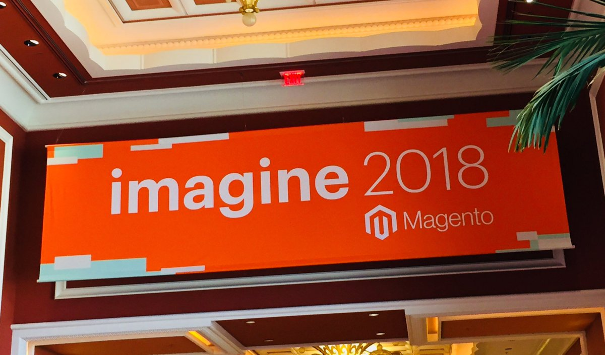 vatsalshah: Theme of #MagentoImagine 2018 - #LeadTheCharge https://t.co/yOrdhFZopr