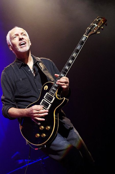 Happy Birthday to singer, songwriter and guitarist Peter Frampton, born April 22nd 1950