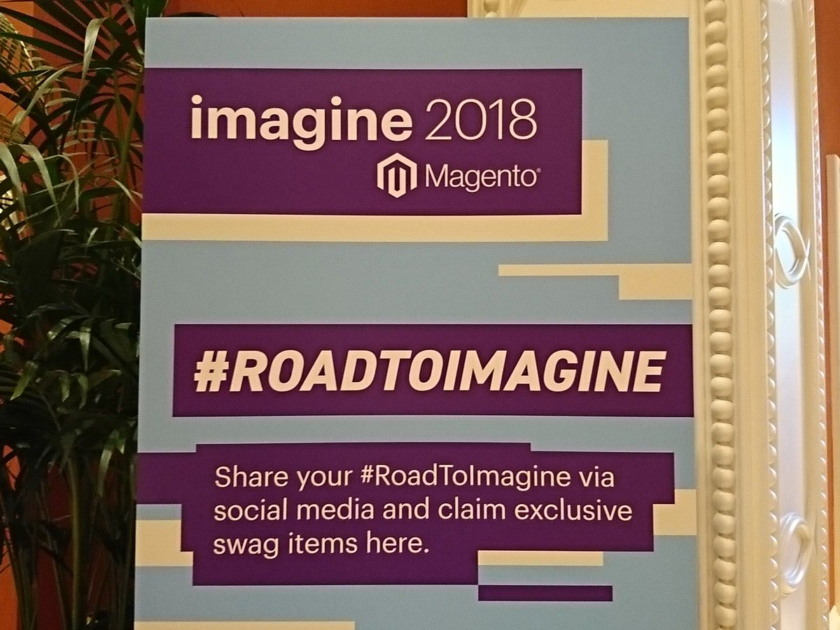 richbaik: Be sure to share and tag  your #RoadToImagine pics! https://t.co/cDHWY6gfsR