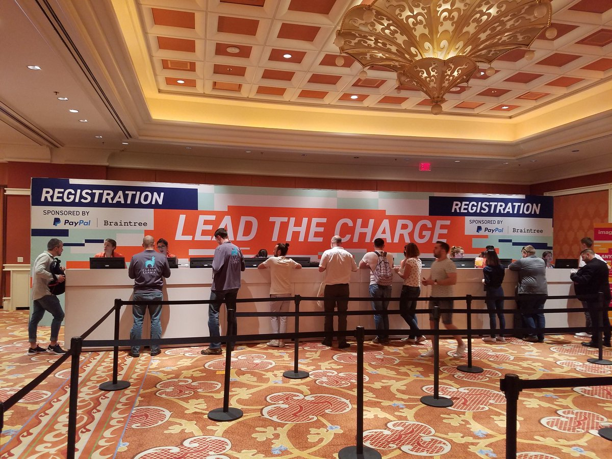 magento: Welcome to #Vegas! Registration for #MagentoImagine is open in Petrus until 6:00 PM today https://t.co/8BaWHDjbqY
