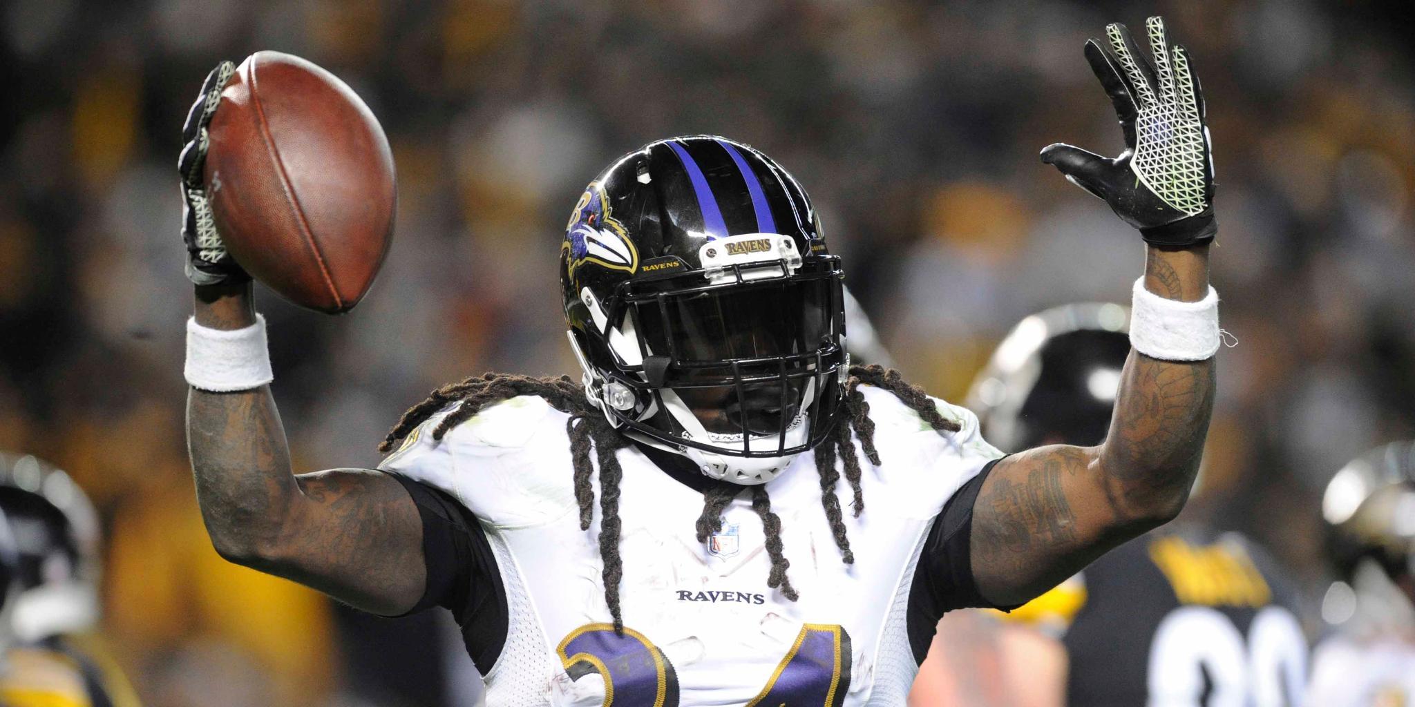 The @Ravens' No. 1 RB?  He'll prove it: https://t.co/aasPBln2vV https://t.co/Pzq0lkiA0G