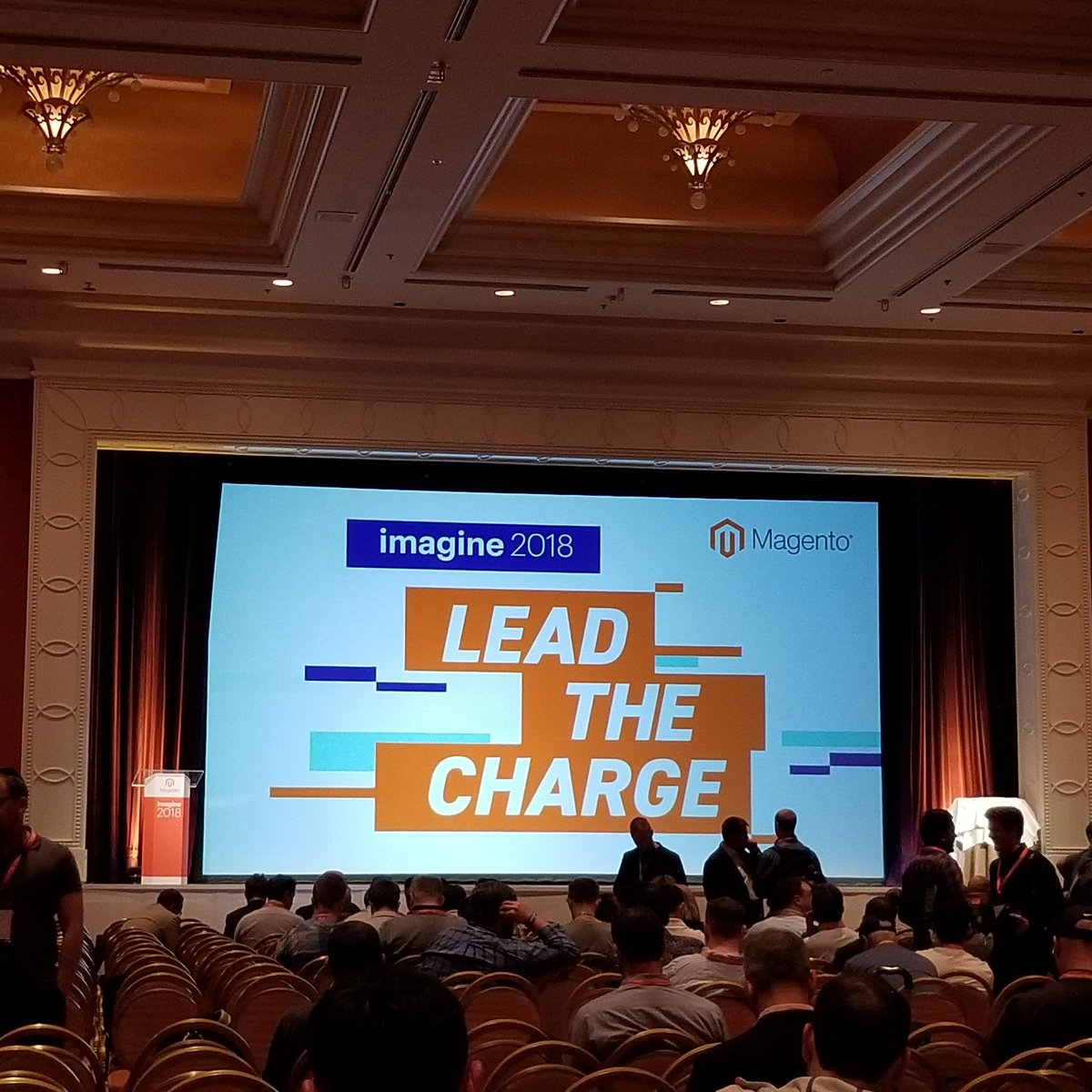 livetss: We have arrived! #roadtoimaginedestinationtss #leadthecharge #MagentoImagine https://t.co/WJvWB1zqPu