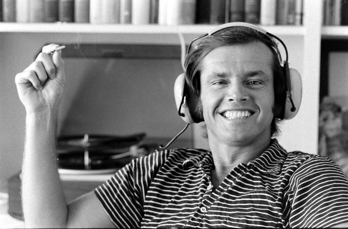 and I wish a HAPPY BIRTHDAY to this legend Jack Nicholson