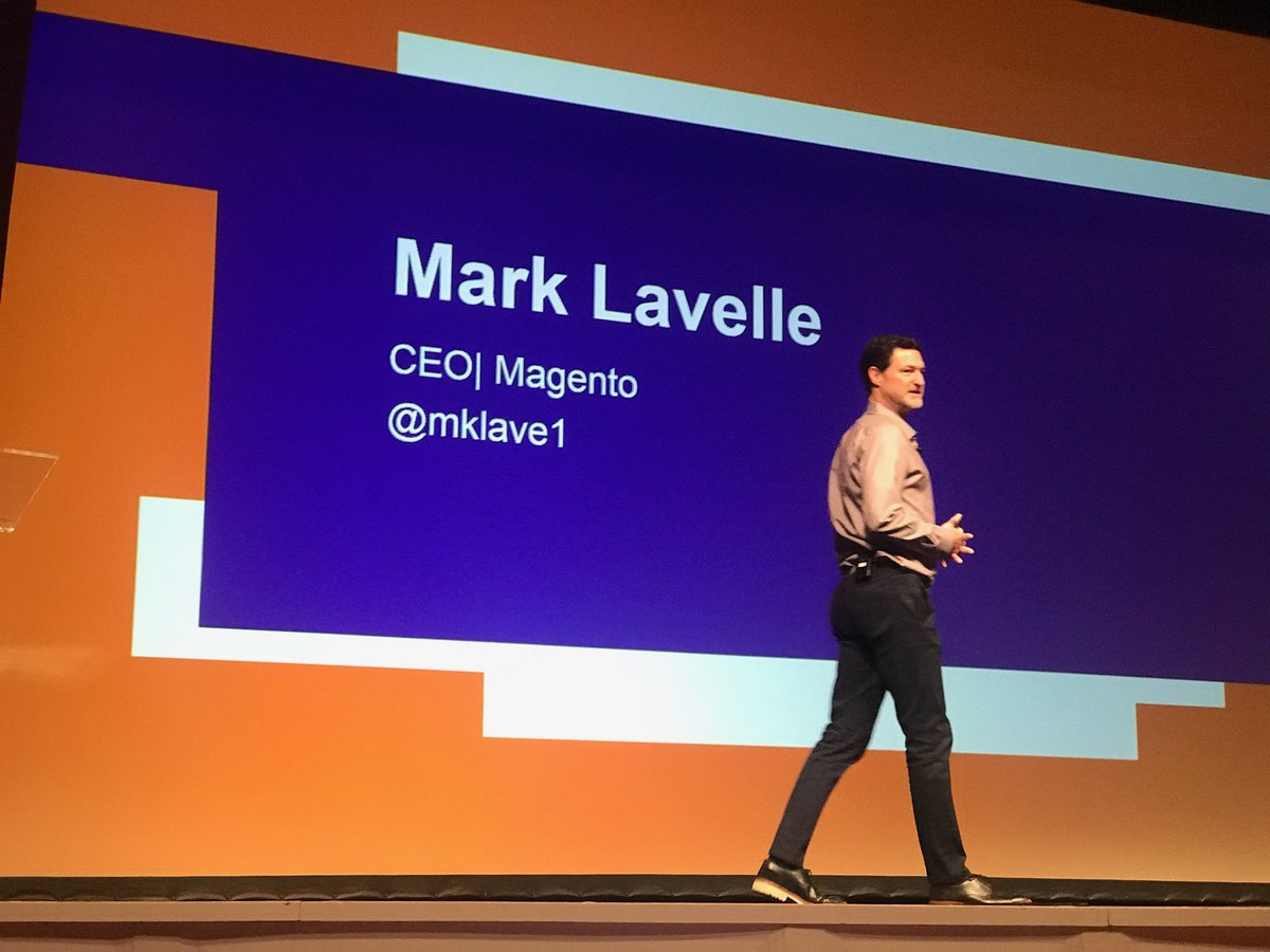 magento: @mklave1, @awatpa & @ryan_quaye kicking off the Magento Partner Summit #MagentoImagine https://t.co/NwHyMHINaY