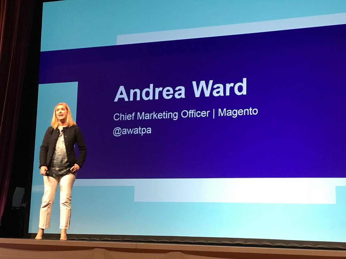 DCKAP: Over 3000 attendees for #MagentoImagine and over 1000 merchants.  @awatpa https://t.co/p7KR7sqhZF