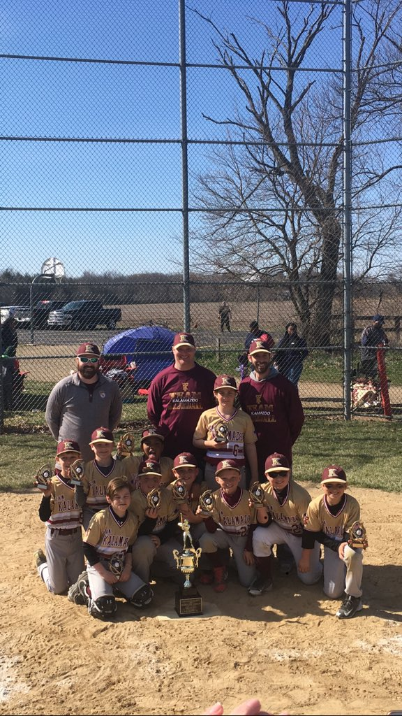 Congrats TK 10u on your championship today! https://t.co/yewUK4Fygk