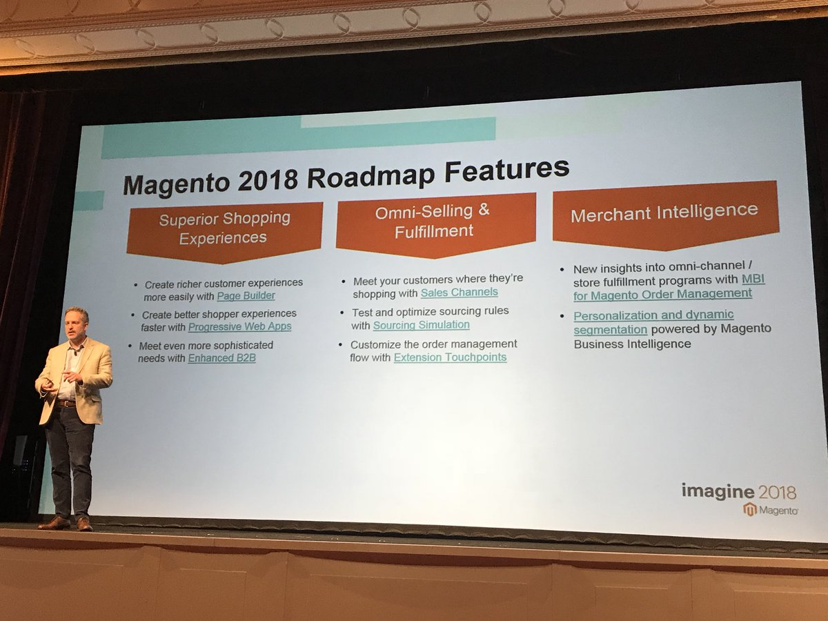 DCKAP: #MagentoImagine Product Roadmap https://t.co/D6nISrJtmv