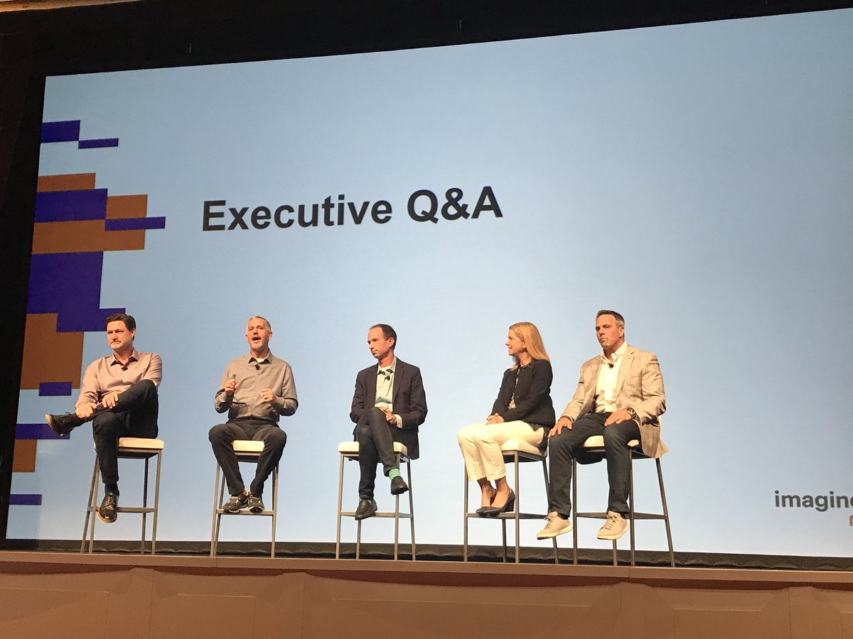 DCKAP: Here is the @magento Executive Team @mklave1 @jasonwoosley_mg @mtlenhard @awatpa @gspecter #MagentoImagine https://t.co/uLkMlYsm5C