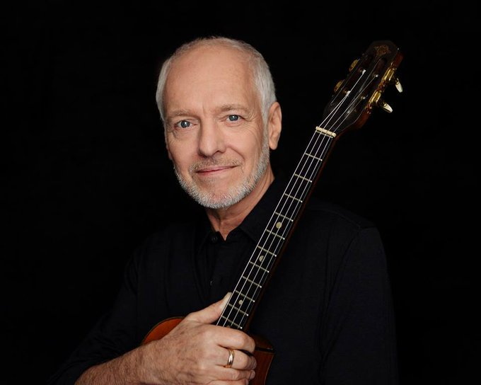 Happy Birthday Peter Frampton today 4-22-18