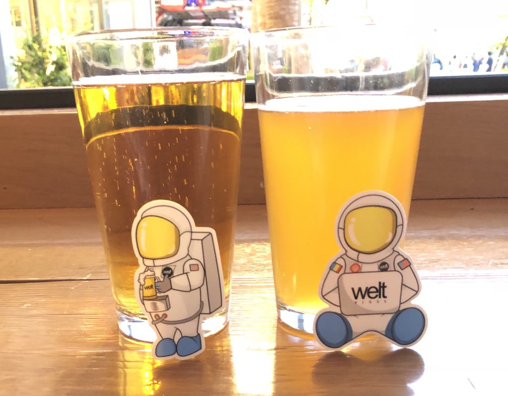 WeltPixel: Visit us tomorrow at booth #37 and pick up a beer mug 🍺 and an astronaut 👩‍🚀 sticker #PreImagine https://t.co/p6BEEuLsnu