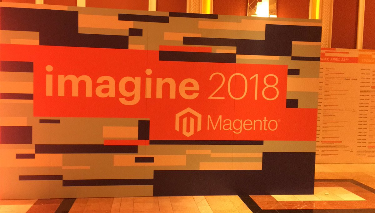 iRemedyCorp: The stage is set! We are ready for the #MagentoImagine conference! #WynnLasVegas https://t.co/Lm9z3ebRk3