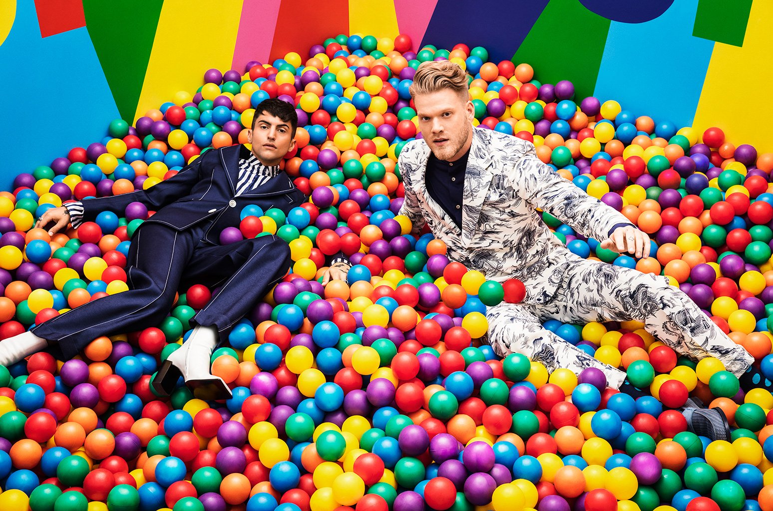 .@SUP3RFRUIT is hitting the road in May for their 'Future Friends' North American tour https://t.co/Wa9nopd4k0 https://t.co/CflHm2Er1u