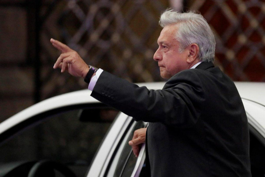 Mexico's leftist front-runner to face rivals in presidential debate https://t.co/boZyXwzXZs https://t.co/nCIUVZk1it