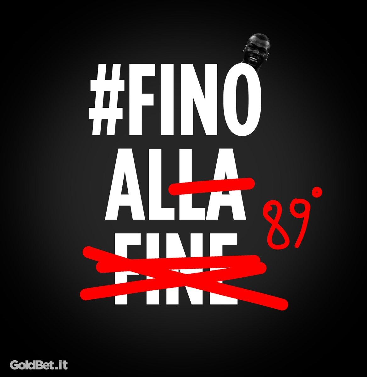 #FinoAllaFine