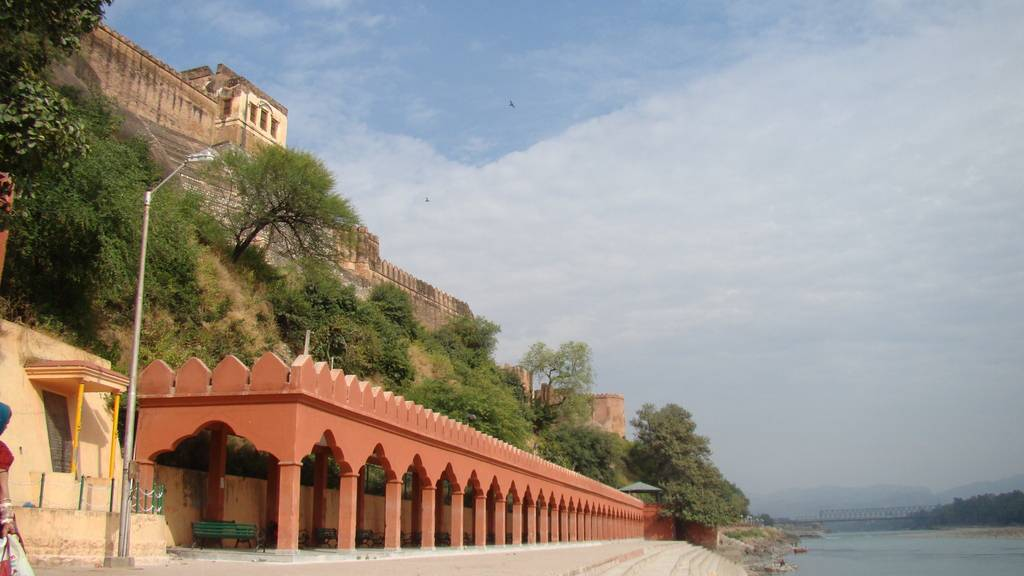 test Twitter Media - Akhnoor fort, Jammu District. #JKTourism #travel #adventure #vacation #holiday #Jammu https://t.co/ZBytSlW1wU
